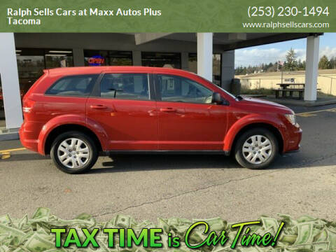 2016 Dodge Journey for sale at Ralph Sells Cars at Maxx Autos Plus Tacoma in Tacoma WA
