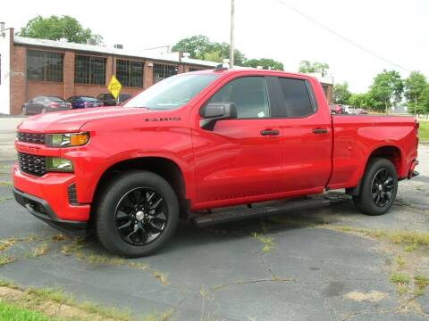2021 Chevrolet Silverado 1500 for sale at South Atlanta Motorsports in Mcdonough GA