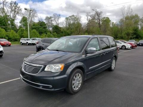 2011 Chrysler Town and Country for sale at White's Honda Toyota of Lima in Lima OH