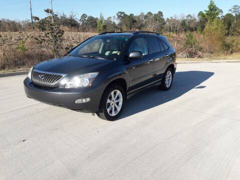 2008 Lexus RX 350 for sale at Car Shop of Mobile in Mobile AL