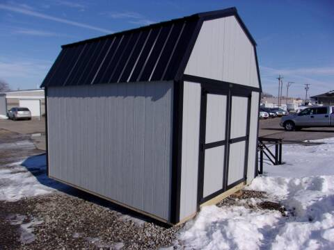 2021 PREMIER PORTABLE BUILDINGS LOFTED BARN for sale at RT Motors Inc in Atlantic IA