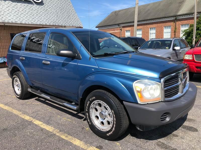 2005 Dodge Durango ST 4WD 4dr SUV - Virginia Beach VA