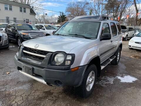 2002 Nissan Xterra for sale at C & M Auto Sales in Detroit MI