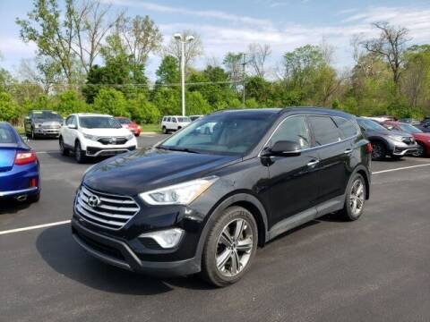 2014 Hyundai Santa Fe for sale at White's Honda Toyota of Lima in Lima OH