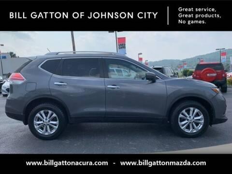 2015 Nissan Rogue for sale at Bill Gatton Used Cars - BILL GATTON ACURA MAZDA in Johnson City TN
