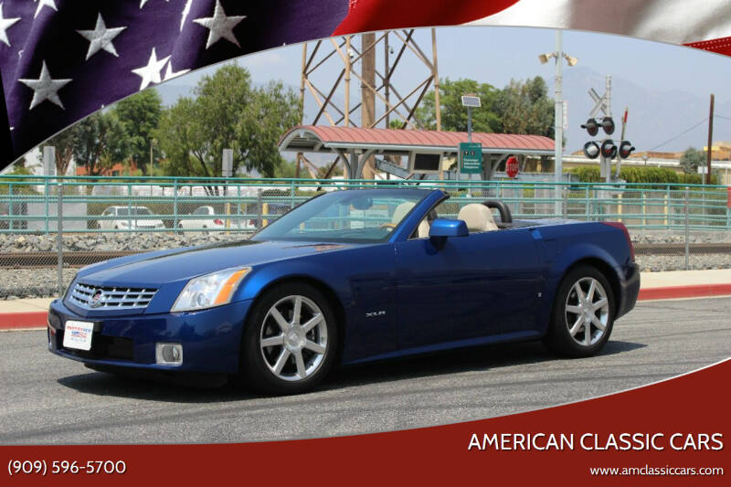 2006 Cadillac XLR for sale at American Classic Cars in La Verne CA