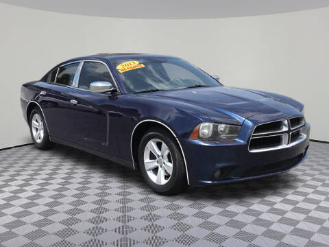 2013 Dodge Charger for sale at David Family Auto in New Port Richey FL