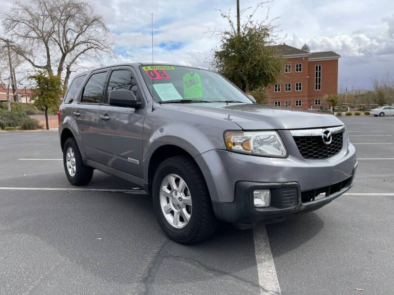 2008 Mazda Tribute for sale at GALLIAN DISCOUNT AUTO in St George UT