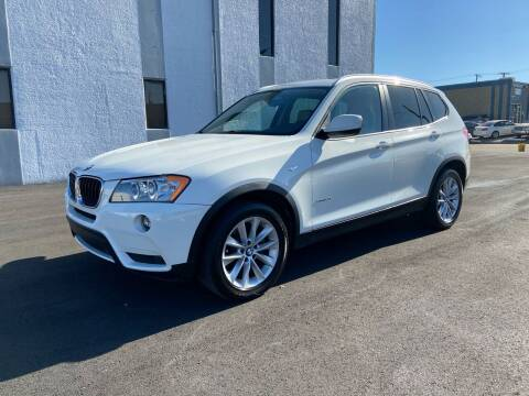 2013 BMW X3 for sale at Automotive Brokers Group in Plano TX