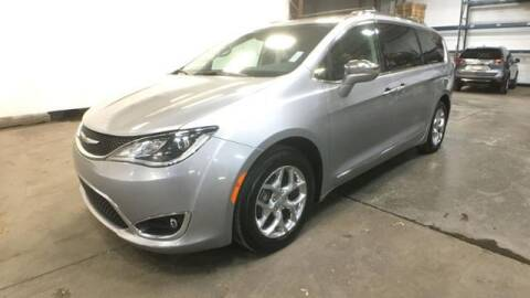 2018 Chrysler Pacifica for sale at Waconia Auto Detail in Waconia MN