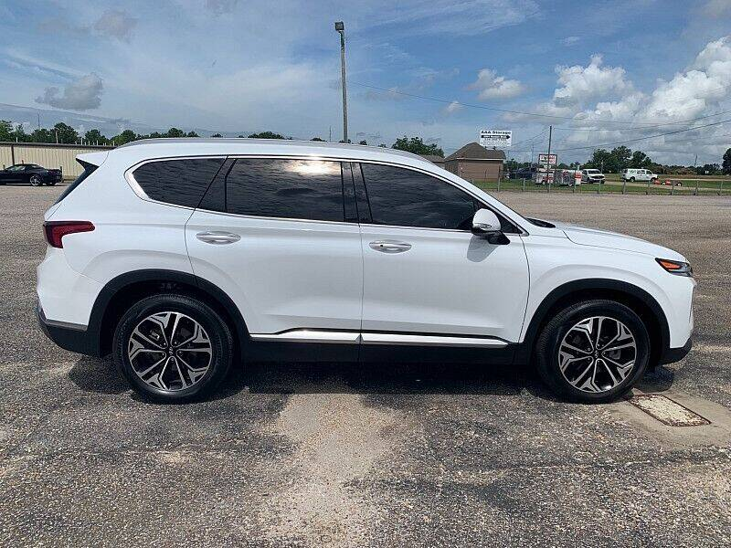 2020 Hyundai Santa Fe for sale at C & H AUTO SALES WITH RICARDO ZAMORA in Daleville AL