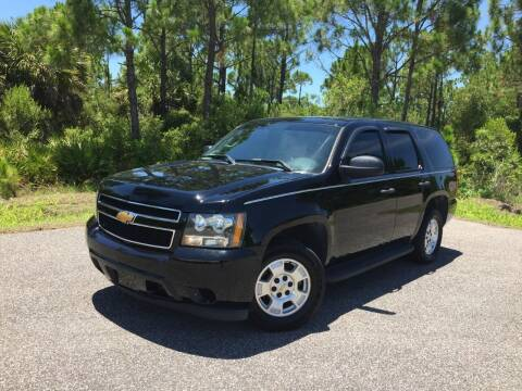 2007 Chevrolet Tahoe for sale at VICTORY LANE AUTO SALES in Port Richey FL