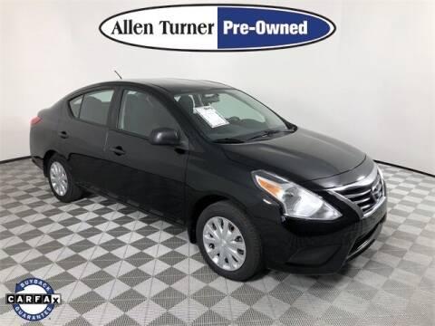 2015 Nissan Versa for sale at Allen Turner Hyundai in Pensacola FL