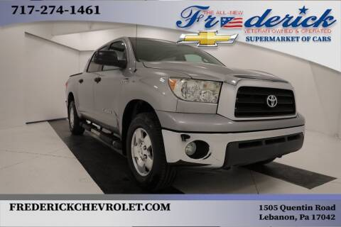 2008 Toyota Tundra for sale at Lancaster Pre-Owned in Lancaster PA