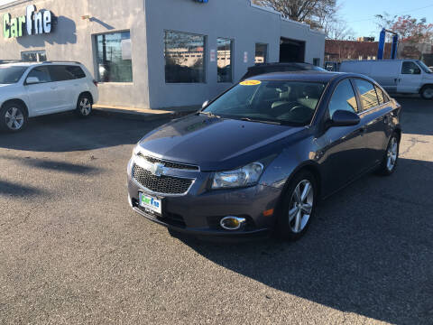 2013 Chevrolet Cruze for sale at Car One in Essex MD