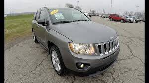 2012 Jeep Compass for sale at Chicago Auto Exchange in South Chicago Heights IL
