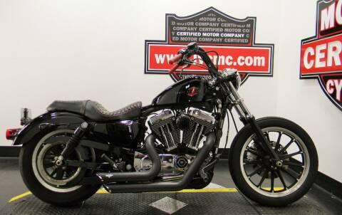 2009 Harley-Davidson 1200 SPORTSTER for sale at Certified Motor Company in Las Vegas NV