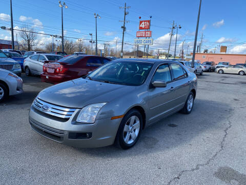 2009 Ford Fusion for sale at 4th Street Auto in Louisville KY