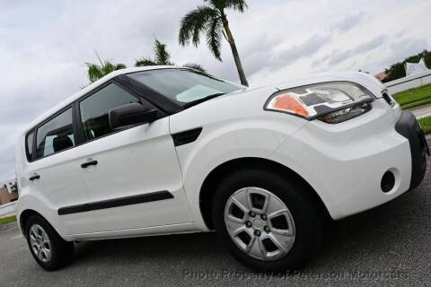 2011 Kia Soul for sale at MOTORCARS in West Palm Beach FL