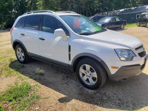 2014 Chevrolet Captiva Sport for sale at Northwoods Auto & Truck Sales in Machesney Park IL