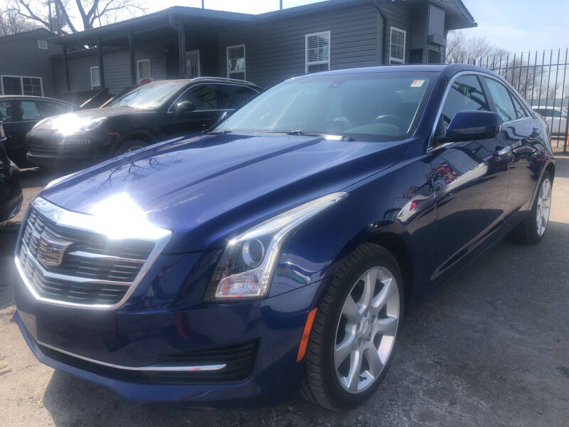 2015 Cadillac ATS for sale at Champs Auto Sales in Detroit MI