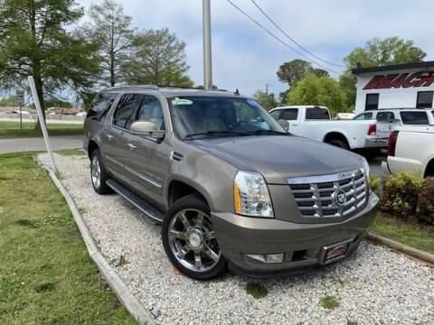 2007 Cadillac Escalade ESV for sale at Beach Auto Brokers in Norfolk VA