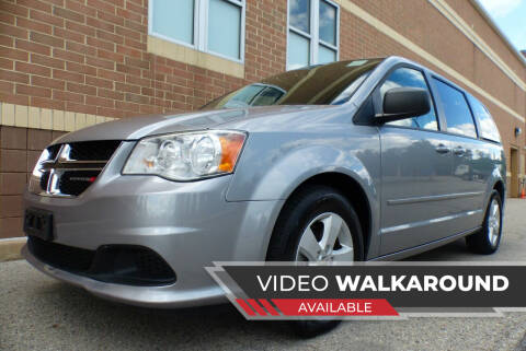 2013 Dodge Grand Caravan for sale at Macomb Automotive Group in New Haven MI