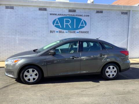2017 Ford Focus for sale at ARIA  AUTO  SALES in Raleigh NC