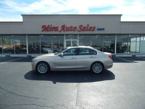 2013 BMW 3 Series for sale at Mira Auto Sales in Dayton OH