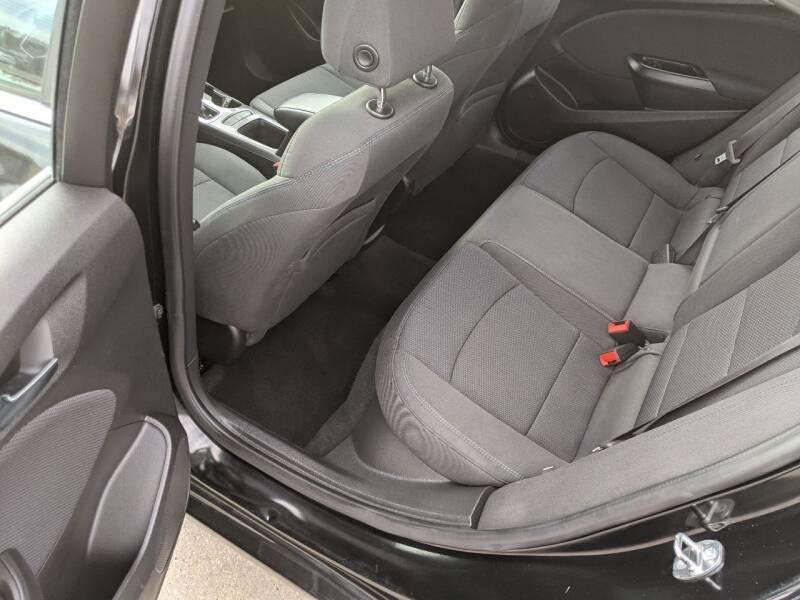 2016 Chevrolet Cruze LT Auto 4dr Sedan w/1SD - Des Moines IA