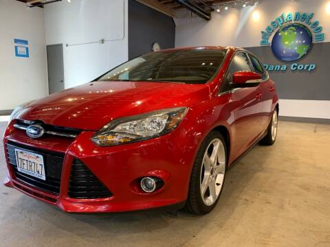 2012 Ford Focus for sale at PRIUS PLANET in Laguna Hills CA
