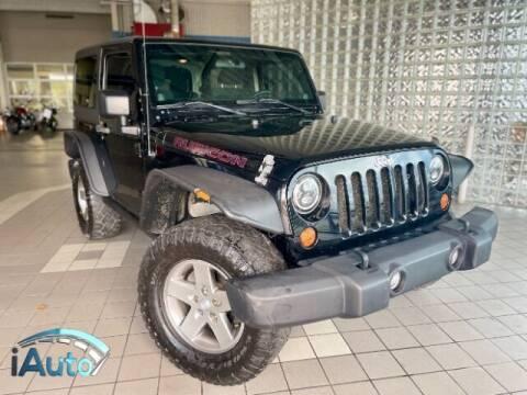 2012 Jeep Wrangler for sale at iAuto in Cincinnati OH