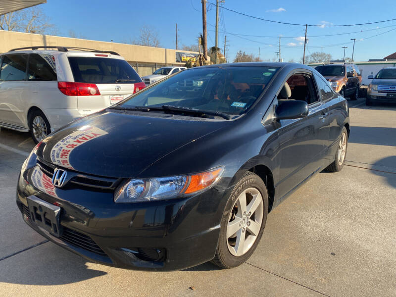 2008 Honda Civic for sale at Houston Auto Gallery in Katy TX