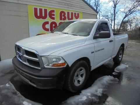 2011 RAM Ram Pickup 1500 for sale at Right Price Auto Sales in Murfreesboro TN