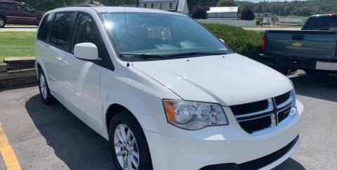 2013 Dodge Grand Caravan for sale at BURNWORTH AUTO INC in Windber PA