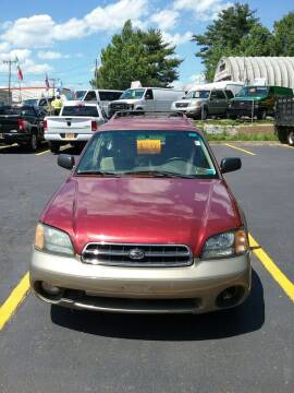 2002 Subaru Outback for sale at Drive Deleon in Yonkers NY