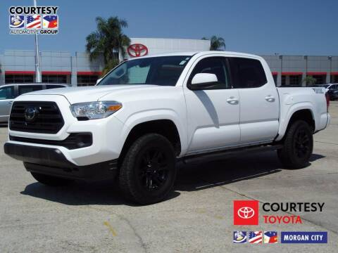 2019 Toyota Tacoma for sale at Courtesy Toyota & Ford in Morgan City LA