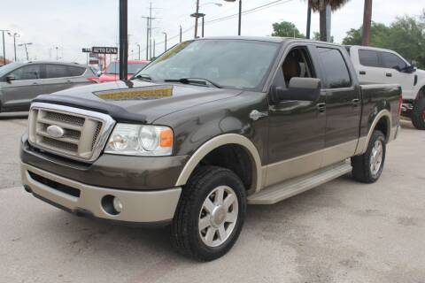 2008 Ford F-150 for sale at Flash Auto Sales in Garland TX