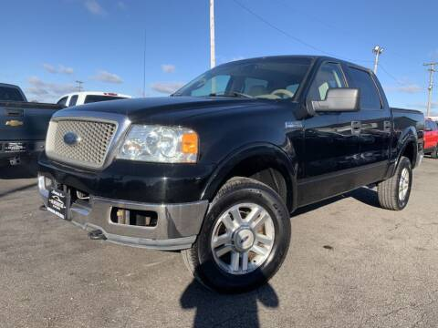 2004 Ford F-150 for sale at Superior Auto Mall of Chenoa in Chenoa IL