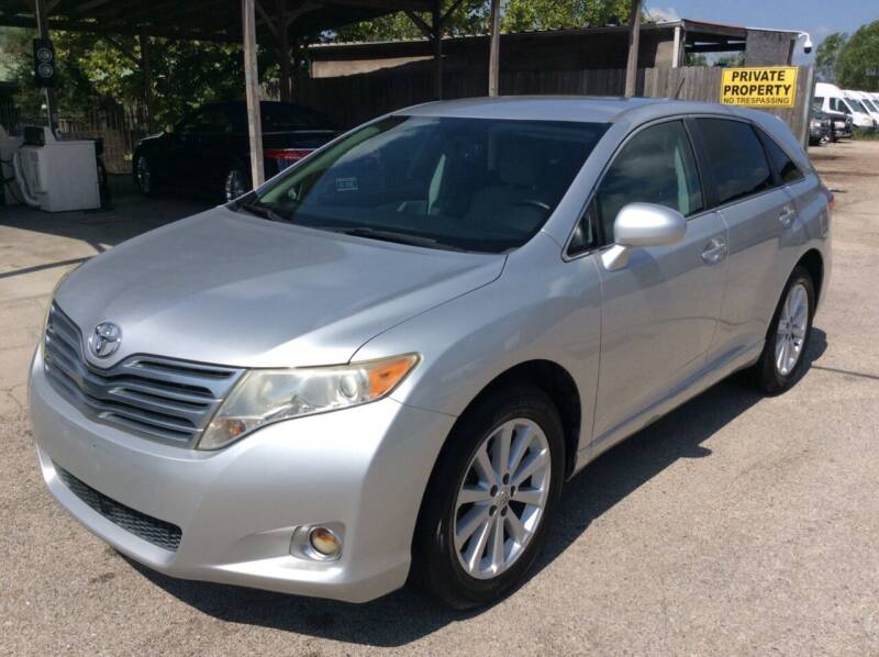 2012 Toyota Venza for sale at OASIS PARK & SELL in Spring TX
