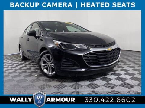 2019 Chevrolet Cruze for sale at Wally Armour Chrysler Dodge Jeep Ram in Alliance OH