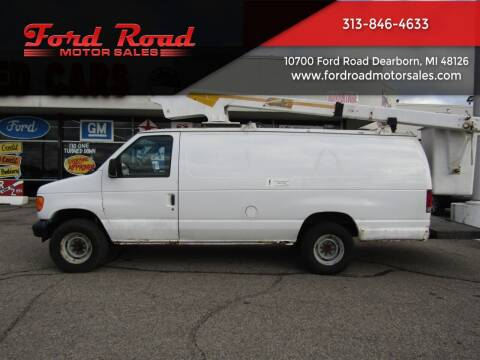 2005 Ford E-Series Cargo for sale at Ford Road Motor Sales in Dearborn MI