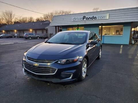 2018 Chevrolet Malibu for sale at DrivePanda.com in Dekalb IL