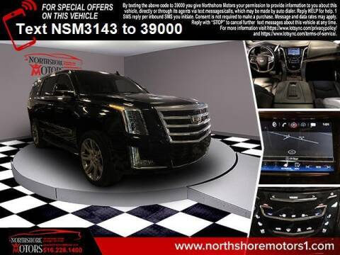 2017 Cadillac Escalade for sale at Sunrise Auto Outlet in Amityville NY