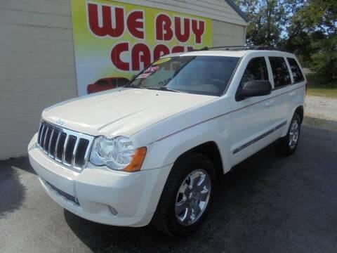 2008 Jeep Grand Cherokee for sale at Right Price Auto Sales in Murfreesboro TN