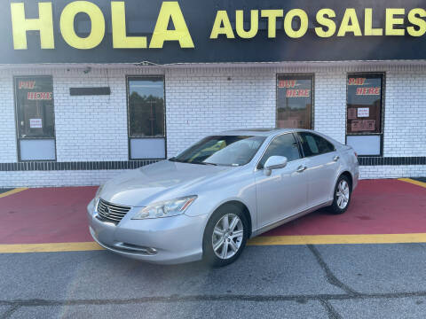 2007 Lexus ES 350 for sale at HOLA AUTO SALES CHAMBLEE- BUY HERE PAY HERE - in Atlanta GA