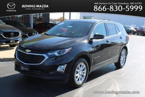 2020 Chevrolet Equinox for sale at Bening Mazda in Cape Girardeau MO