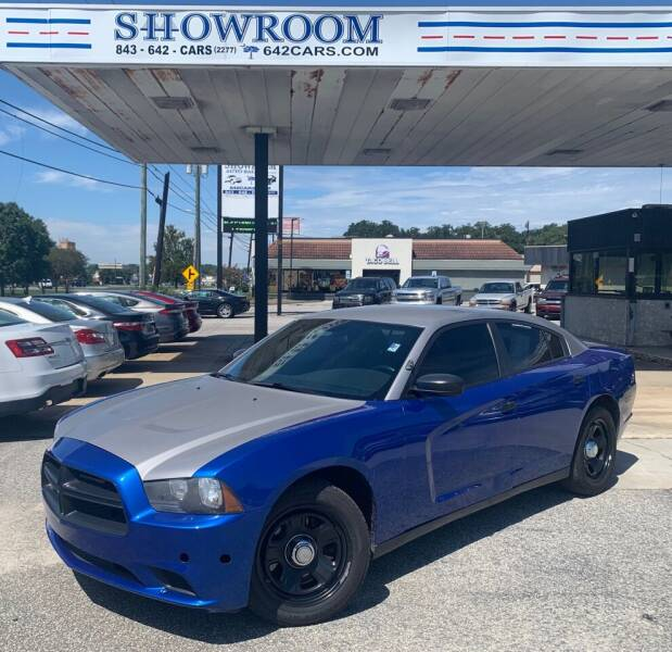 2014 Dodge Charger for sale at Showroom Auto Sales of Charleston in Charleston SC