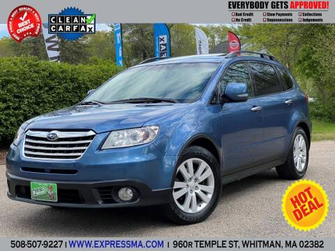 2008 Subaru Tribeca for sale at Auto Sales Express in Whitman MA