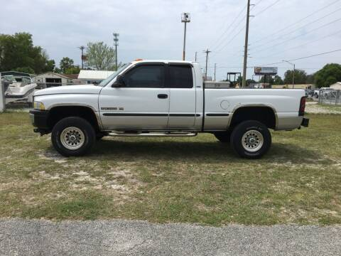 1999 Dodge Ram Pickup 2500 for sale at First Coast Auto Connection in Orange Park FL